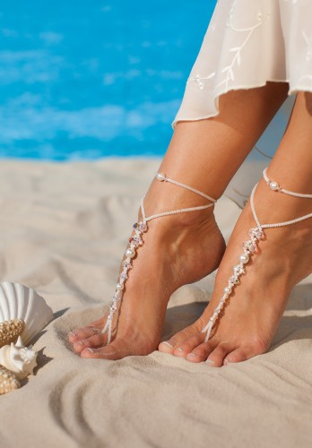 SEASHORE FABULOUS BAREFOOT SANDALS