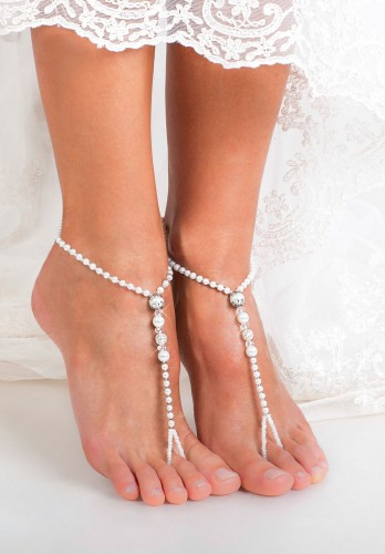 Victoria adorable foot jewelry