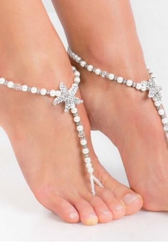 Island Starfish barefoot sandals