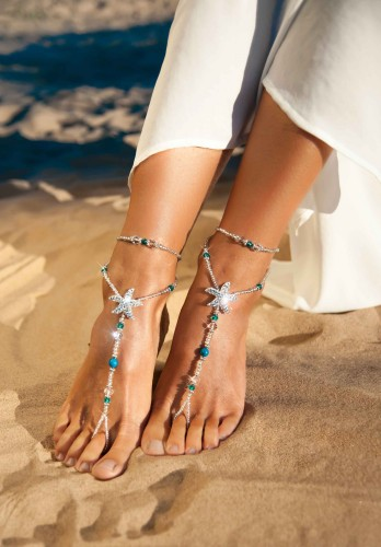 Borneo Magnificent barefoot sandals