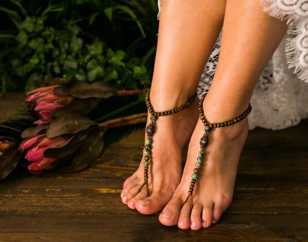 Bali barefoot sandals