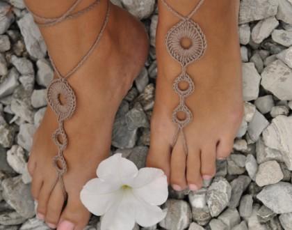 Yoga Anklet