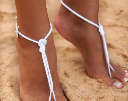 wedding White Crochet