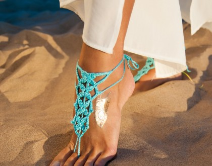Feet thongs
