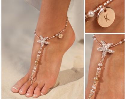 Starfish Barefoot sandals