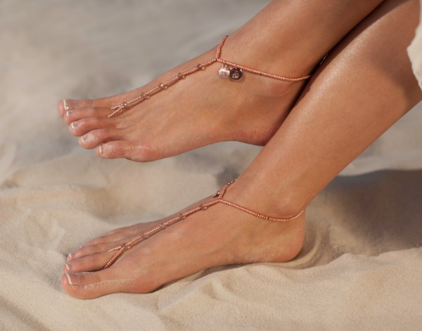 Personalized Womens anklet